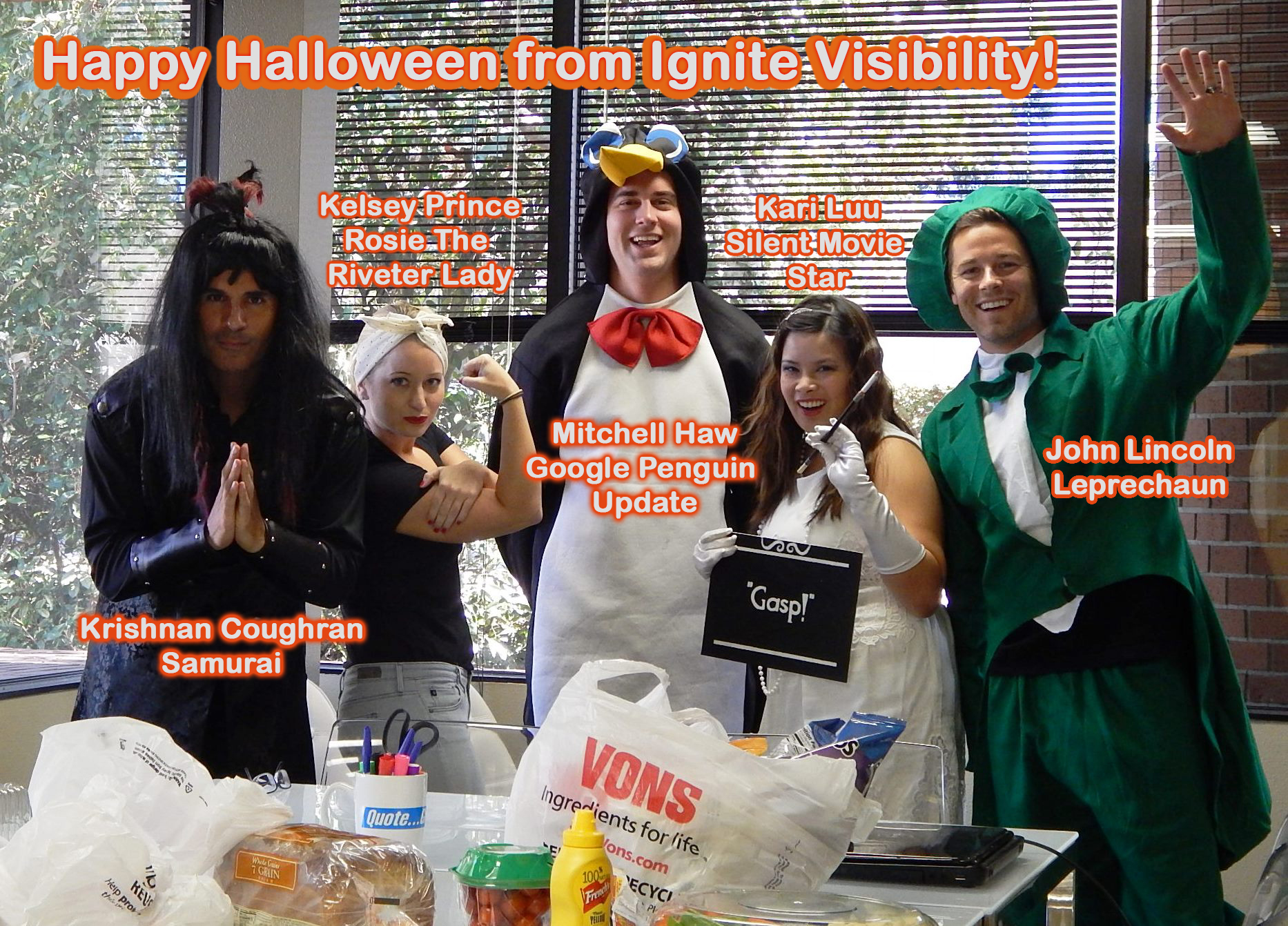 Happy Halloween Ignite Visibility