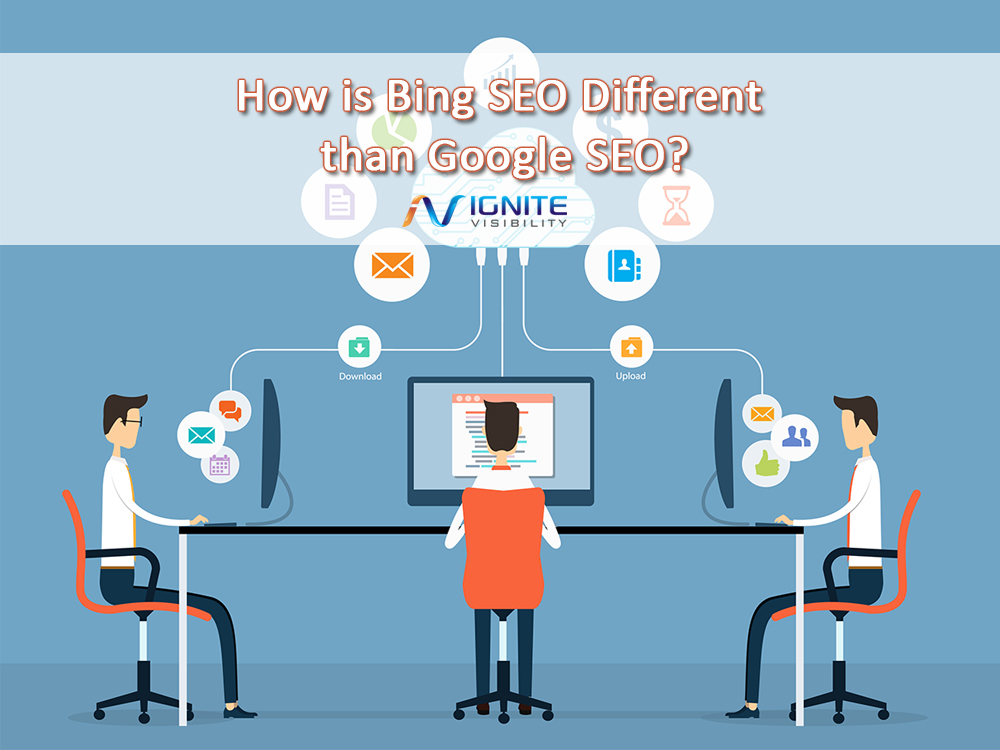 How is Bing SEO Different than Google SEO?