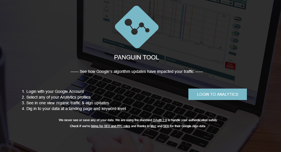 Big List of SEO Penalty Recovery Tools - Panguin Tool