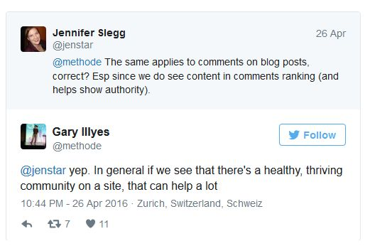 Your Weekly Recap of What Happened in SEO This Week - Commenting