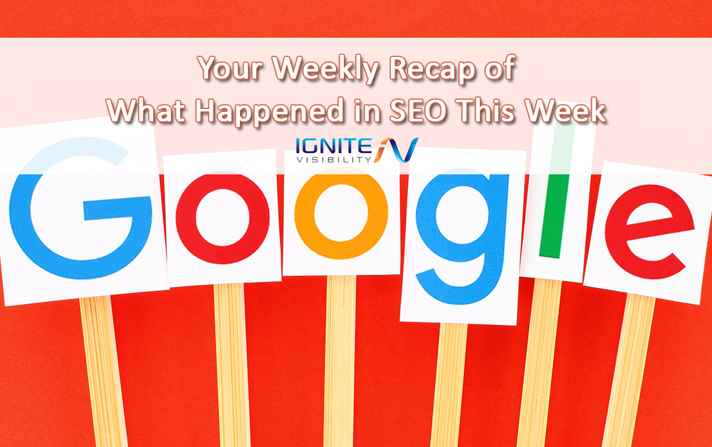 your weekly recap of what happened in seo this week 5.20.2016