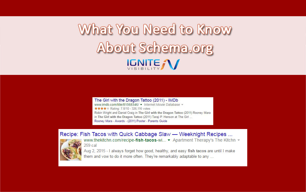 What You Need to Know About Schema.org