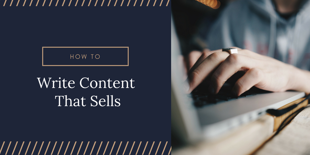 How To write content that sells (2)