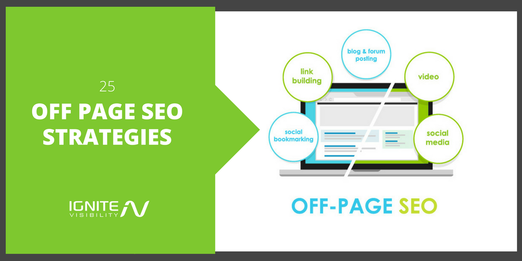 25 Off Page SEO Strategies That Result in a Big Return