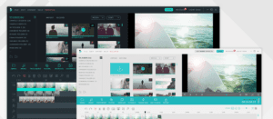 Video Editing Software: WonderShare Filmora