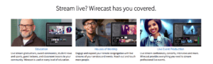 Online Video Marketing Tools: Wirecast