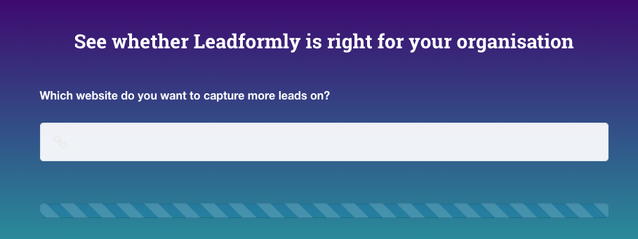 Opt-In Form From Leadpages