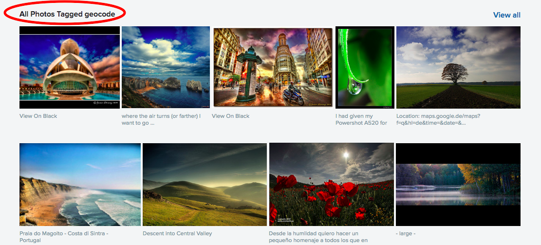 Local Search SEO: Geotag Your Images in Flickr