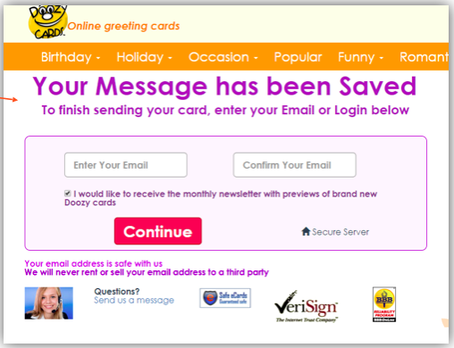 Messaging is a good ecommerce strategy