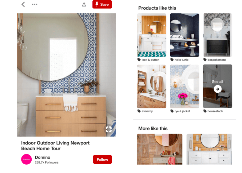 Pinterest updates its ad manager
