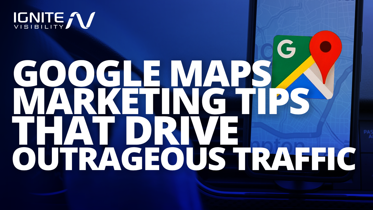 Google Maps Marketing