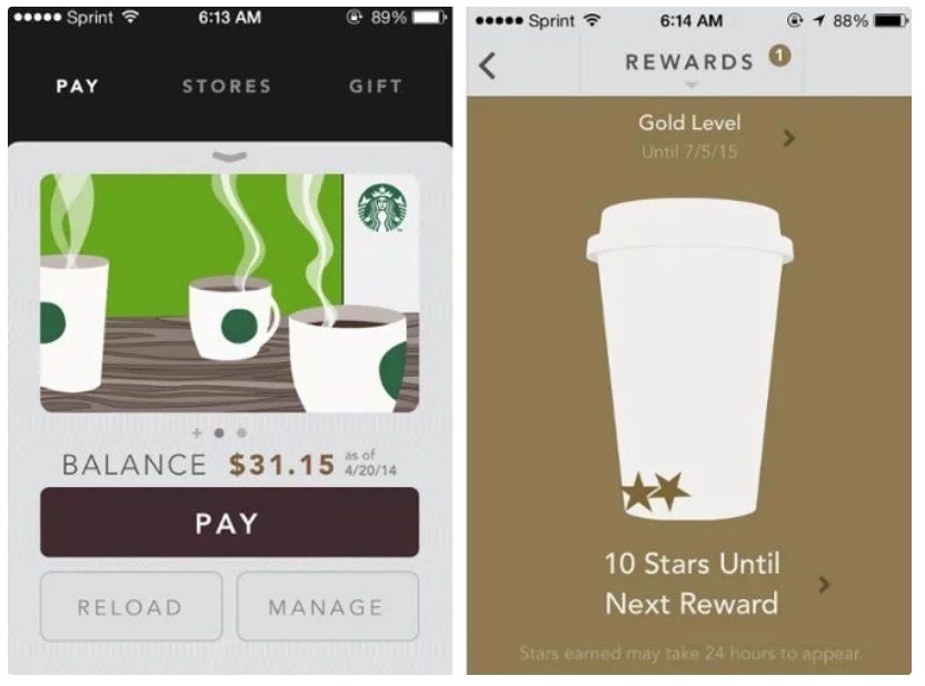 Starbucks uses omnichannel marketing to better connect with customers